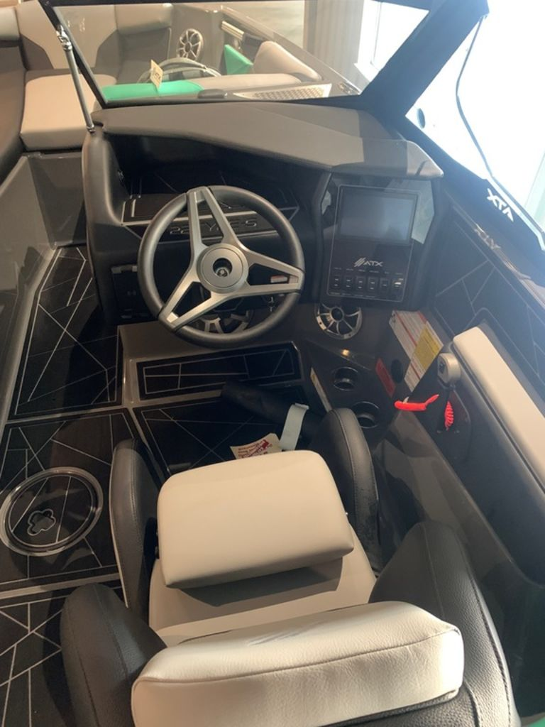 2021 ATX Boats boat for sale, model of the boat is 22 TYPE-S & Image # 7 of 10