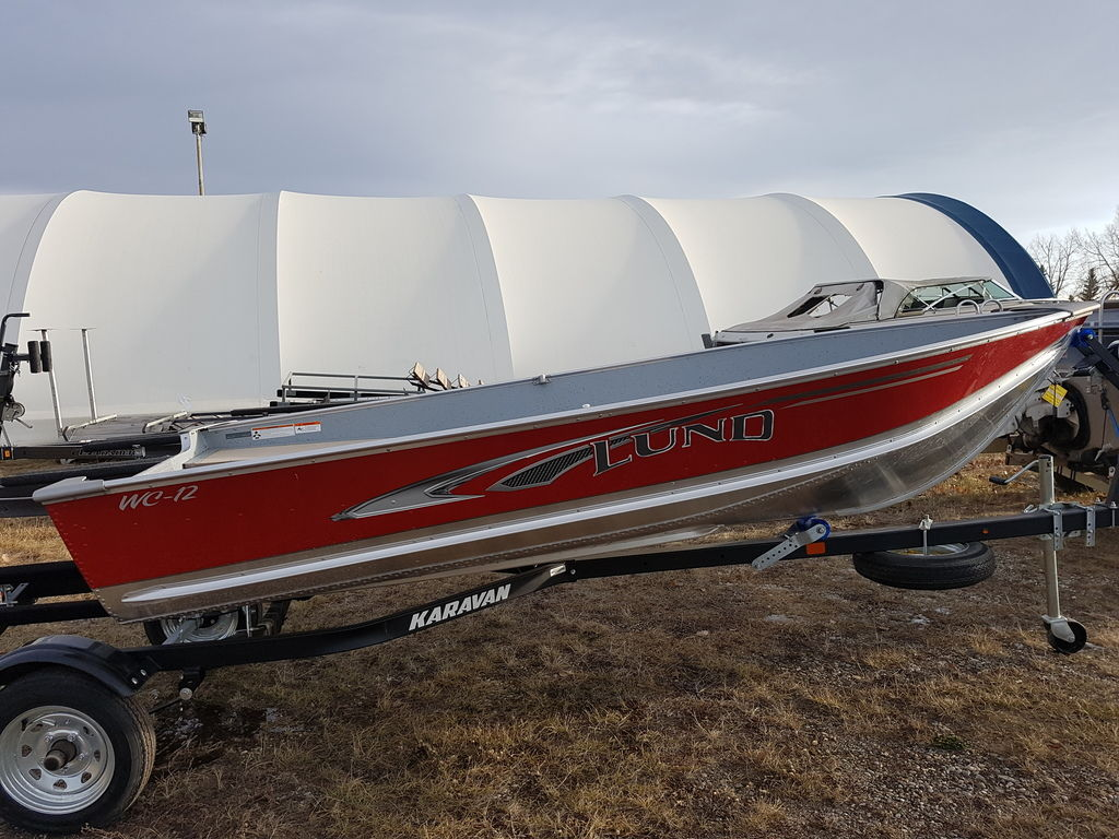 For Sale: 2018 Lund Wc 12 ft<br/>Alberta Marine