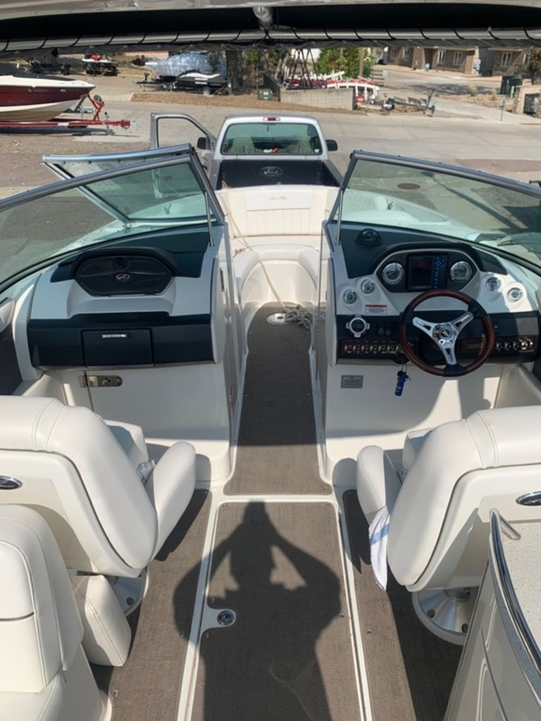 2010 Sea Ray boat for sale, model of the boat is 270 SLX & Image # 9 of 14