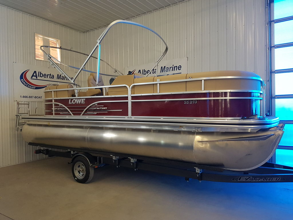 For Sale: 2019 Lowe Ss210 Walk Thru ft<br/>Alberta Marine