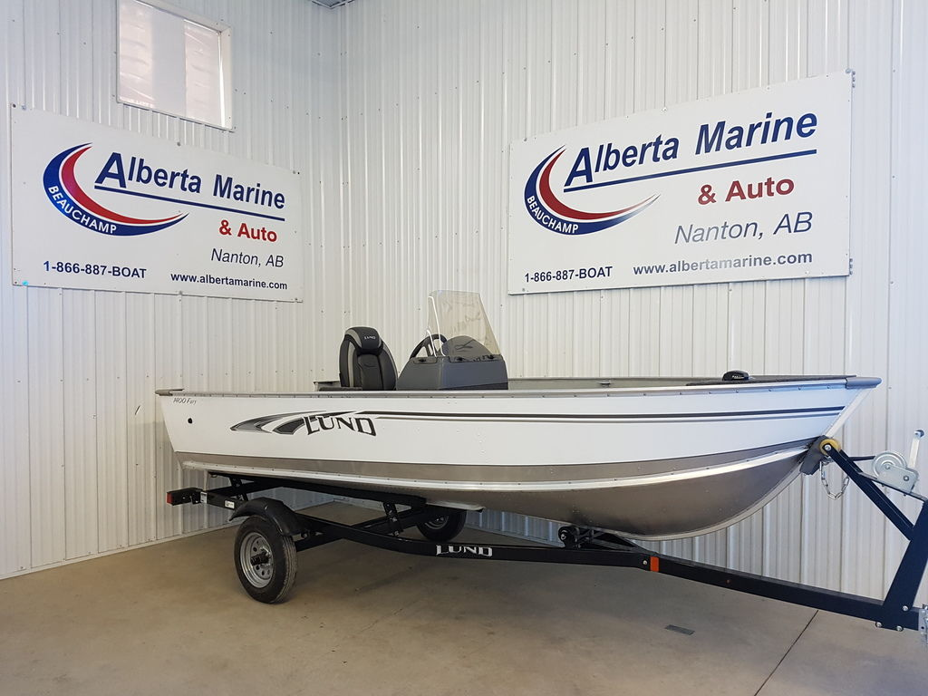 For Sale: 2018 Lund Fury 1400 Ss ft<br/>Alberta Marine