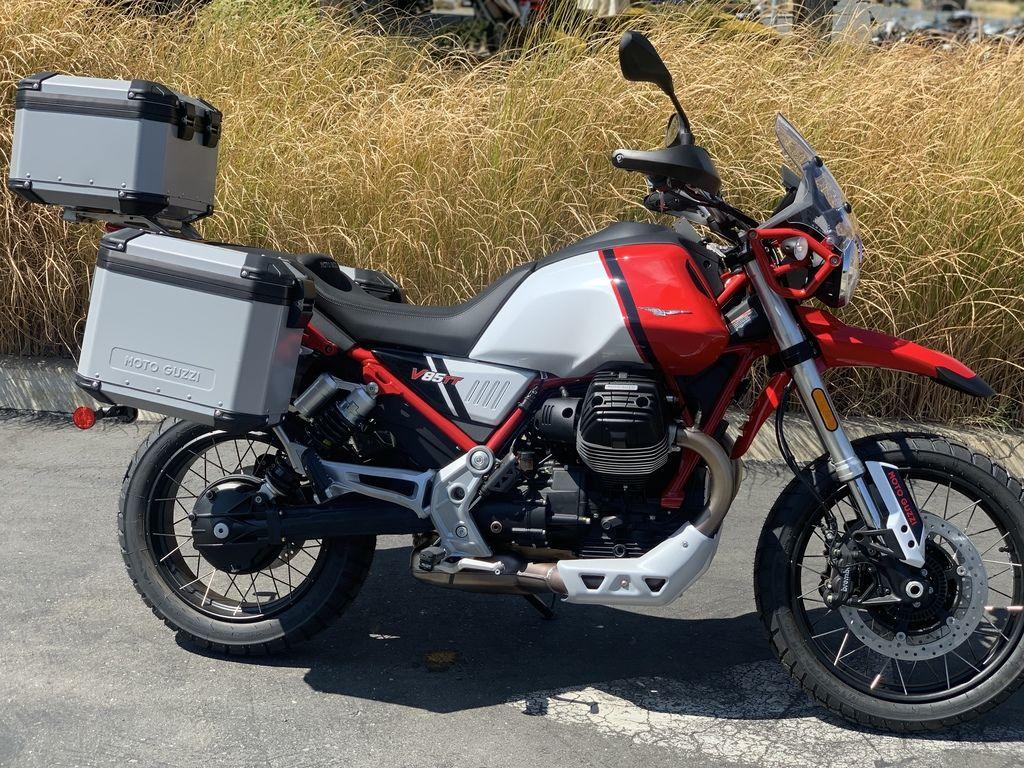 2021 moto guzzi v85 tt travel e5 for sale in las vegas