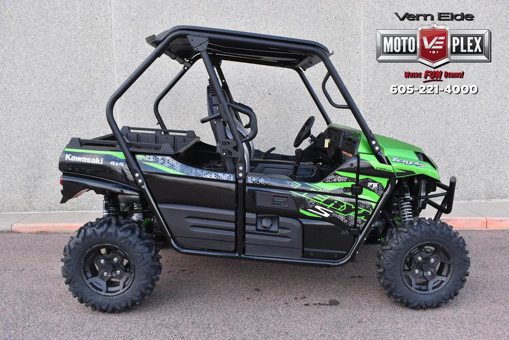 2021 Kawasaki Teryx® S LE
