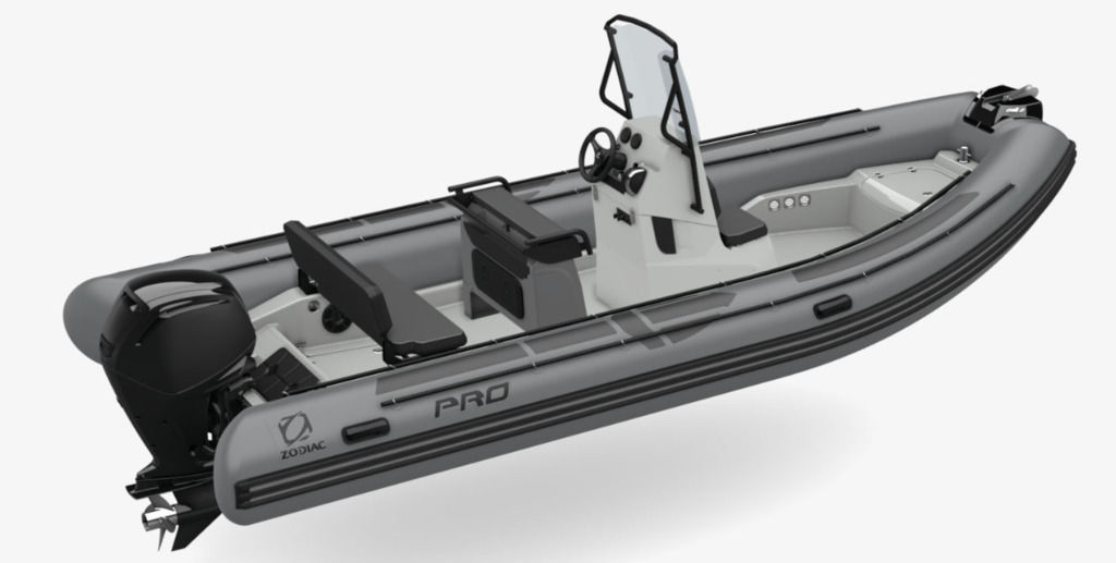 For Sale: 2021 Zodiac Pro 6.5 ft<br/>Co2 Inflatable Boats - Oakville