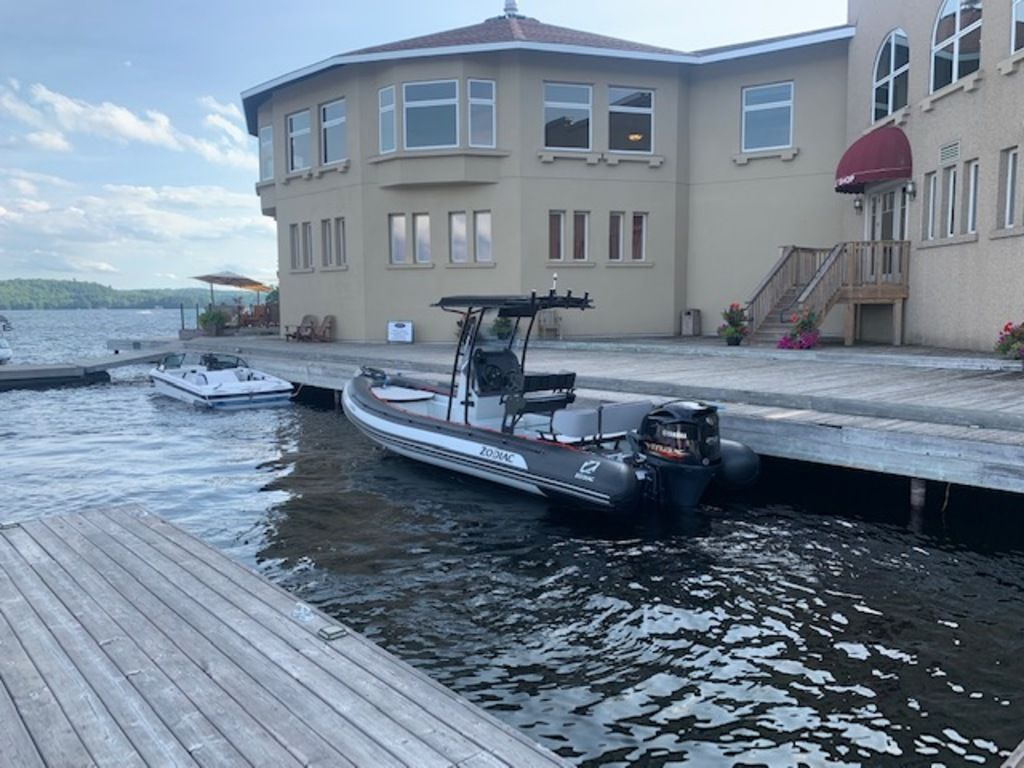 2020 ZODIAC PRO 7 OPEN for sale