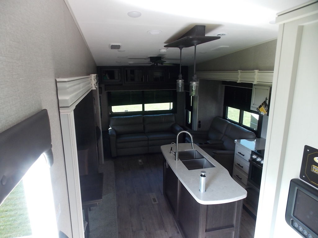 New  2020 Jayco Eagle 317RLOK Fifth Wheel in  McComb, Mississippi