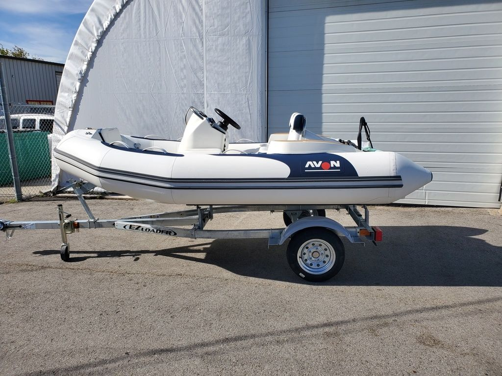 2020 Zodiac boat for sale, model of the boat is Avon 360 Sea Sport & Image # 1 of 5