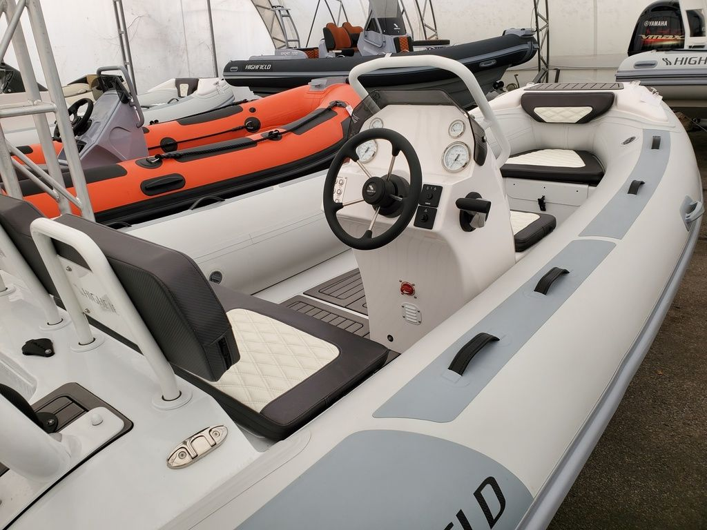 2021 Highfield boat for sale, model of the boat is Sport 460 & Image # 3 of 8