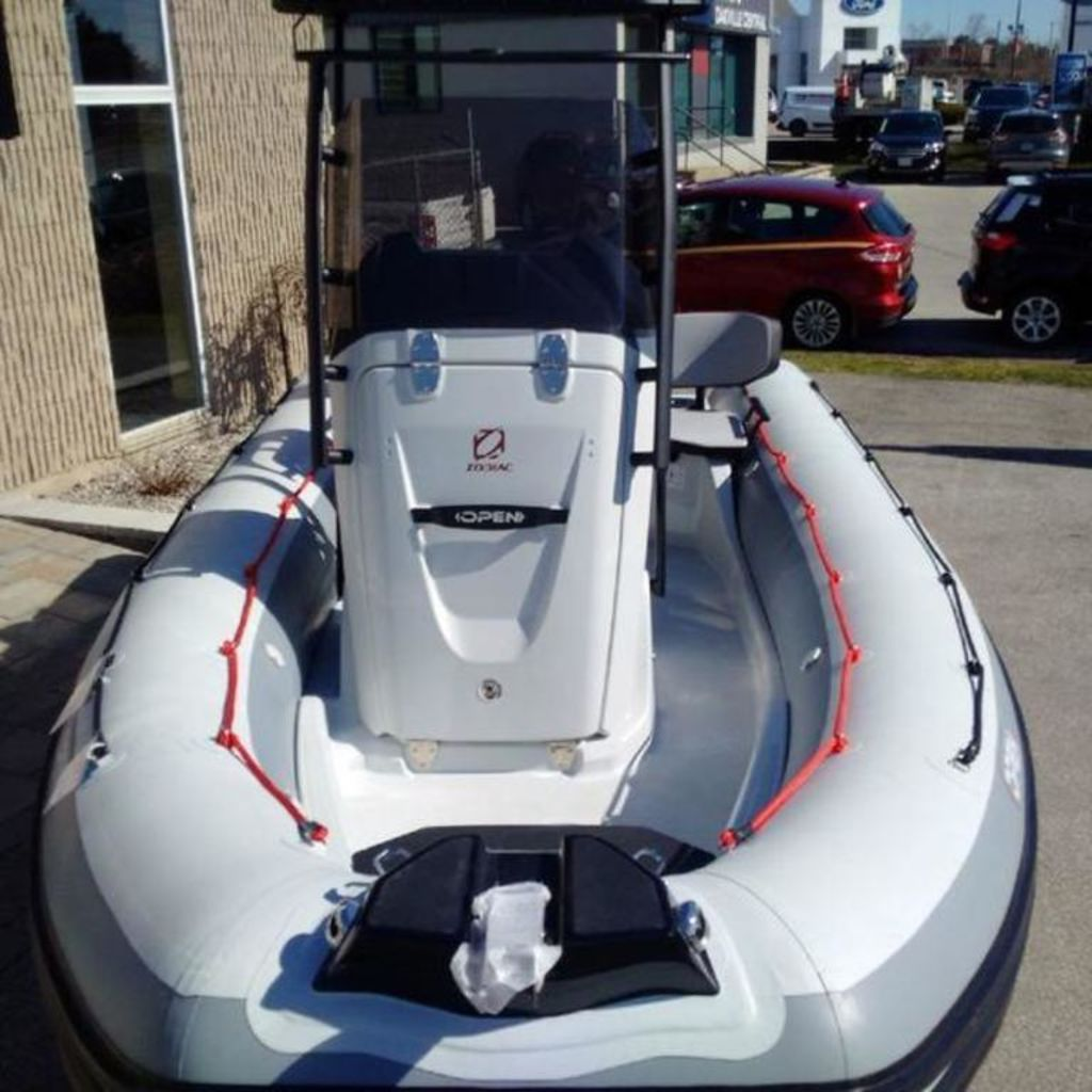 2021 Zodiac boat for sale, model of the boat is Open 5.5 & Image # 1 of 7