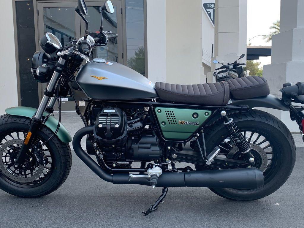 2021 moto guzzi v9 bobber centenario e5 for sale in las vegas