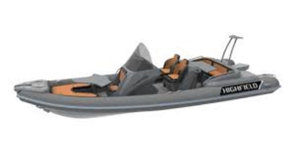 2021 Highfield boat for sale, model of the boat is Sport 800 & Image # 2 of 3