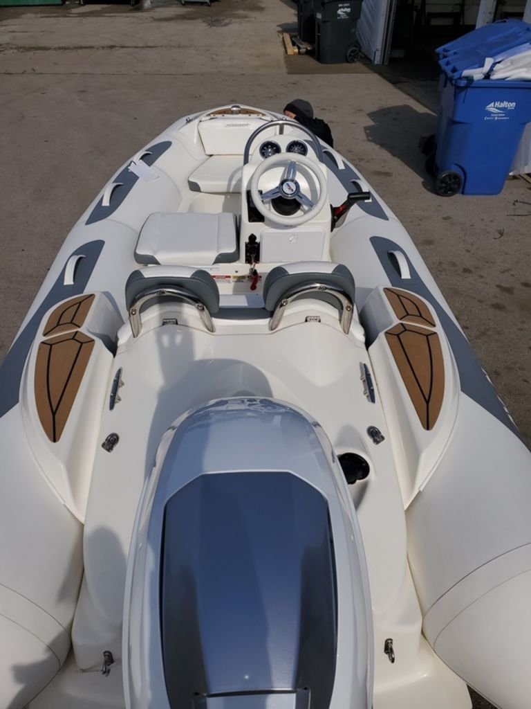 2019 Zodiac boat for sale, model of the boat is 360 Sea Sport & Image # 2 of 5