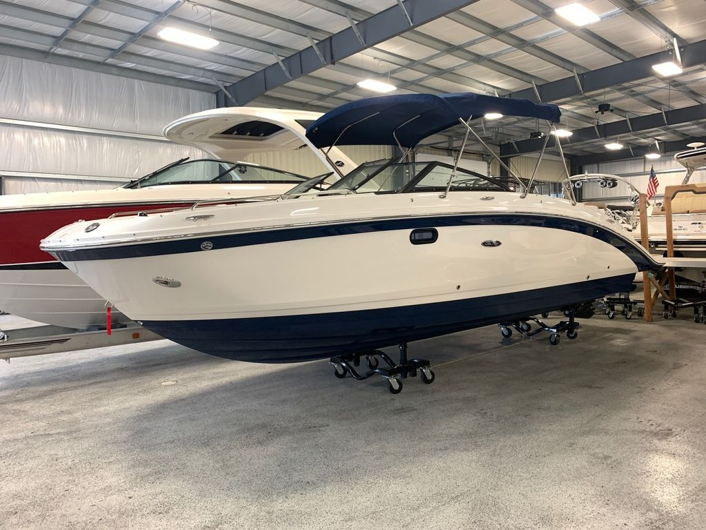 2019 Sea Ray boat for sale, model of the boat is SDX 270 & Image # 1 of 11