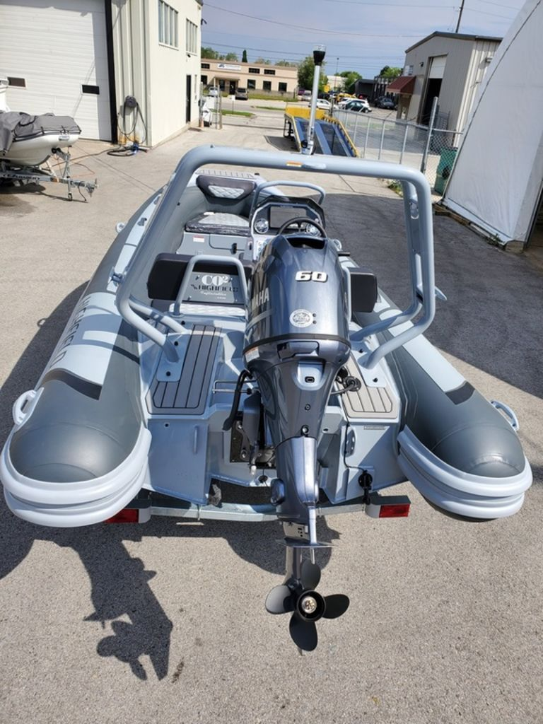 2021 Highfield boat for sale, model of the boat is Sport 460 & Image # 5 of 5