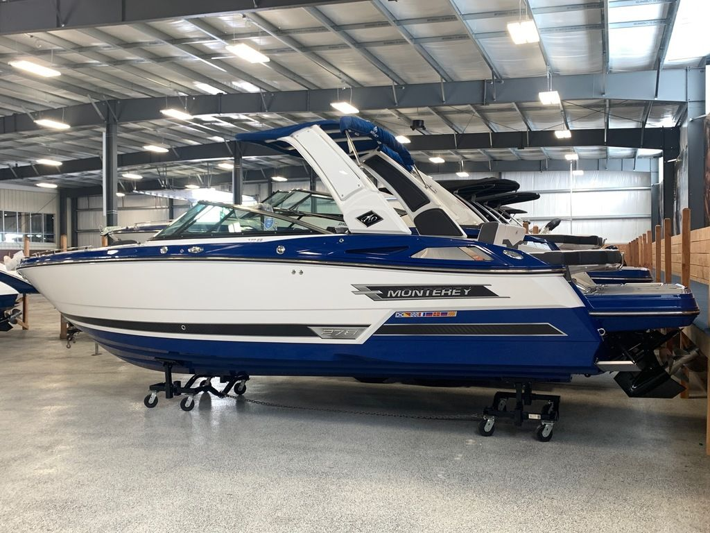 2020 Monterey boat for sale, model of the boat is 278SS & Image # 2 of 10