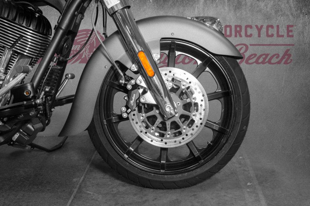 New 2020 Indian Motorcycle Chieftain® Dark Horse® Titanium Smoke Cruiser