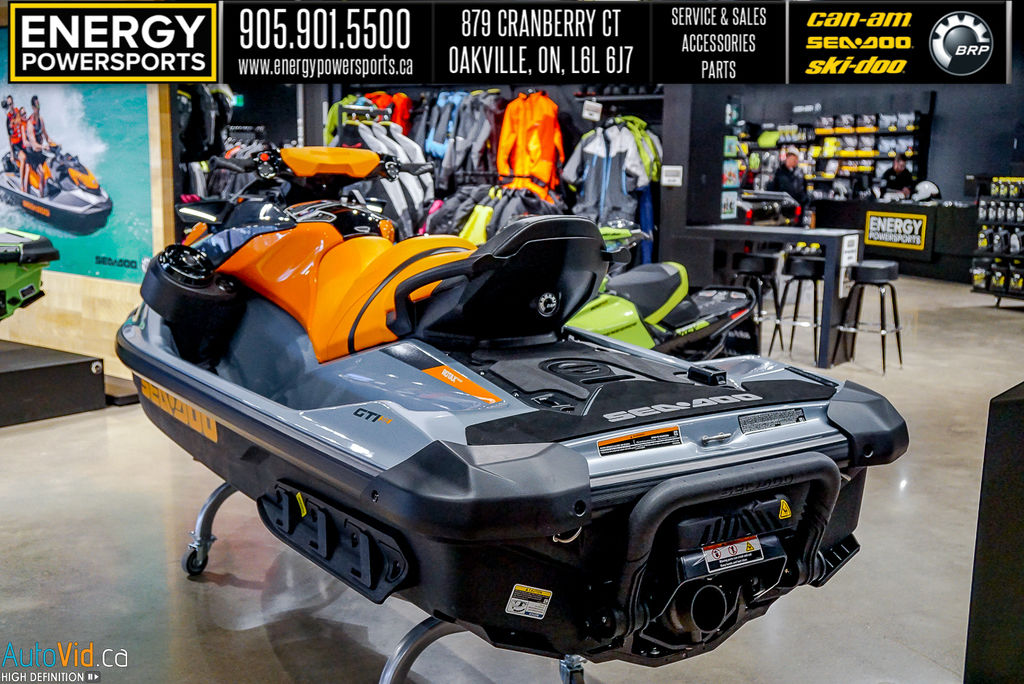 2020 Sea Doo PWC boat for sale, model of the boat is GTI™ SE 170 IBR & Sound System & Image # 5 of 13