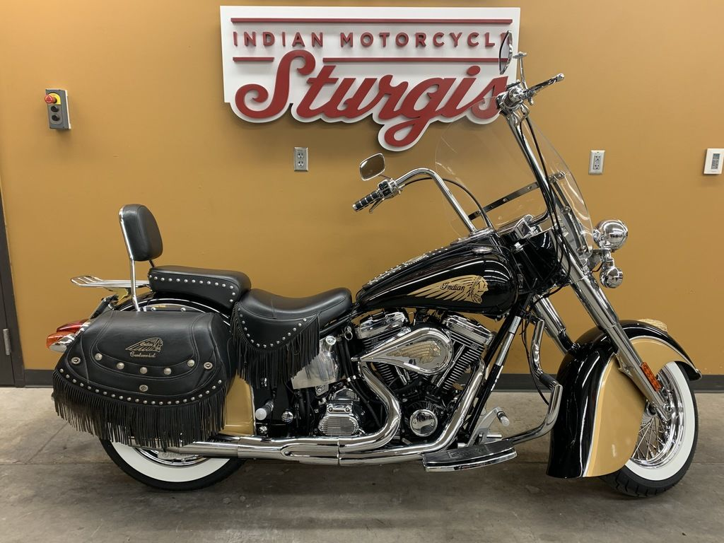 2001 Indian Motorcycle® CHIEF MILL. ED