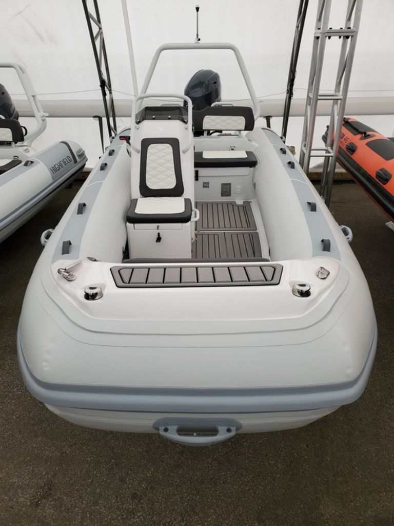 2021 Highfield boat for sale, model of the boat is Sport 460 & Image # 6 of 8