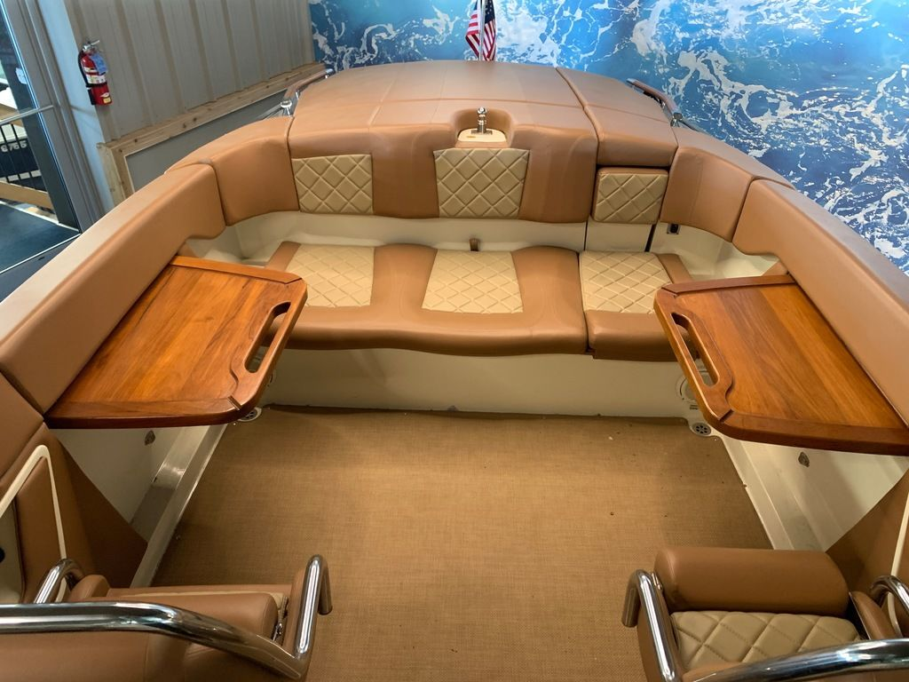 2017 Chris Craft boat for sale, model of the boat is Capri 25 & Image # 12 of 13