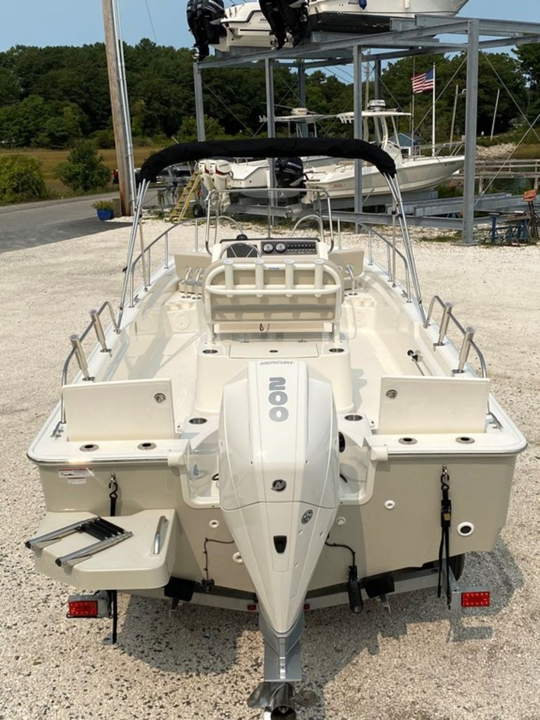 2021 Boston Whaler boat for sale, model of the boat is 210 Montauk & Image # 8 of 8