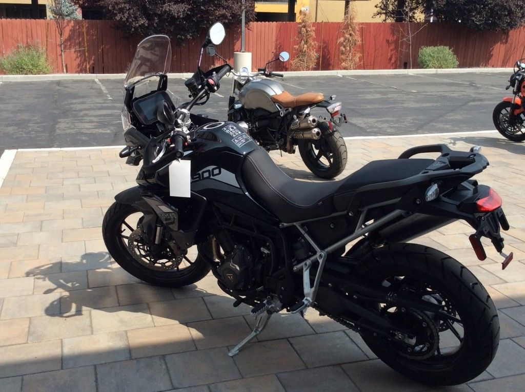 2022 triumph tiger 900 gt low sapphire black for sale in las vegas