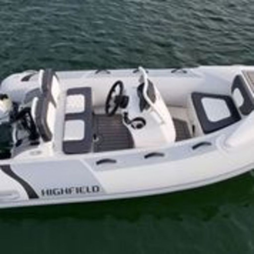 2021 Highfield boat for sale, model of the boat is Sport 300 Deluxe & Image # 1 of 3