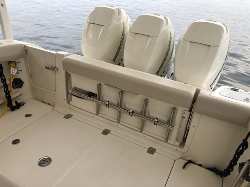 2019 Boston Whaler boat for sale, model of the boat is 350 Realm & Image # 9 of 16