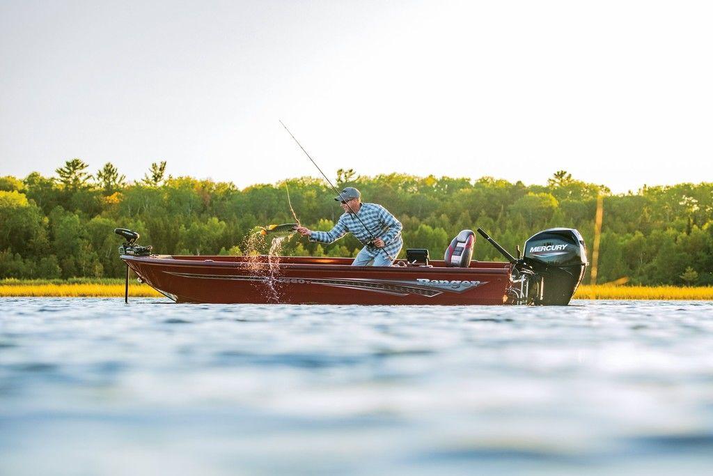 New  2021 Ranger Boats VS1660T V-Hull in Hammond, Louisiana