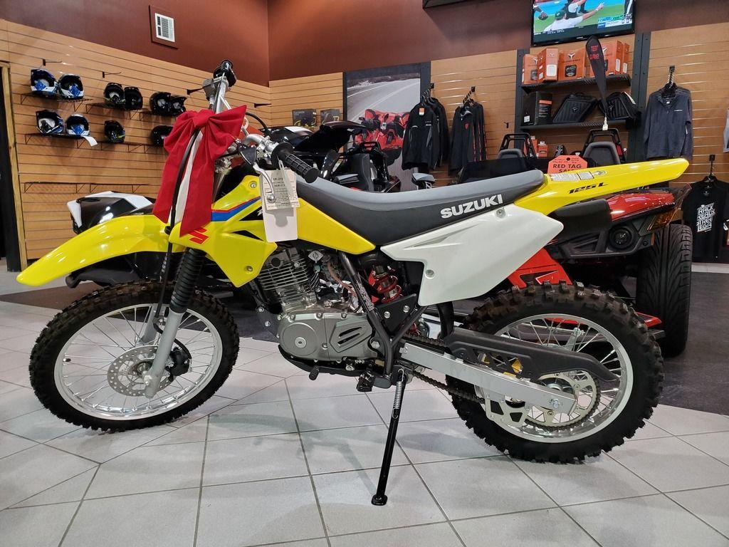 New  2019 Suzuki DR-Z125L Dirt Bike in Houma, Louisiana