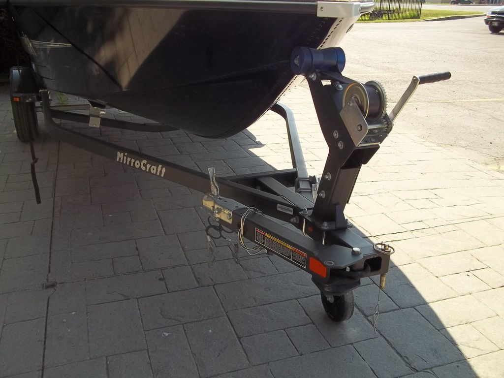 2015 MirroCraft boat for sale, model of the boat is Aggressor Series 1663 & Image # 14 of 17
