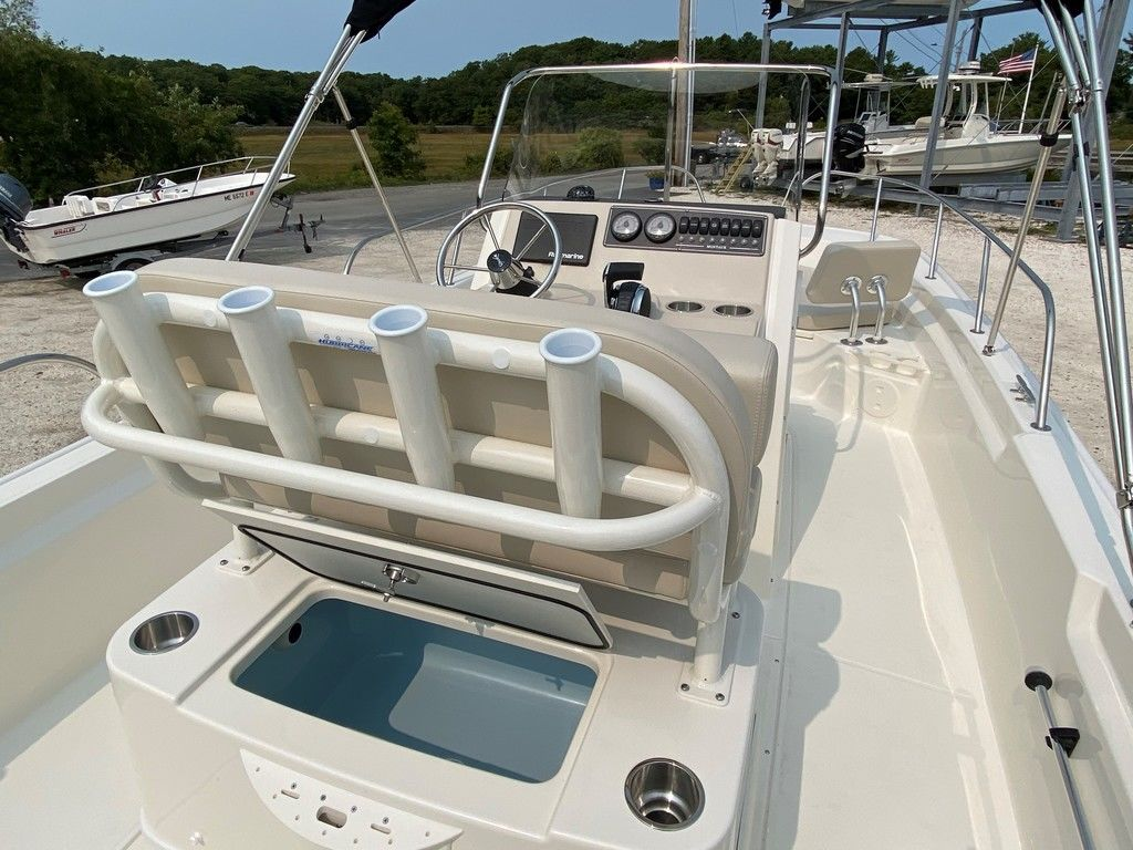2021 Boston Whaler boat for sale, model of the boat is 210 Montauk & Image # 6 of 8