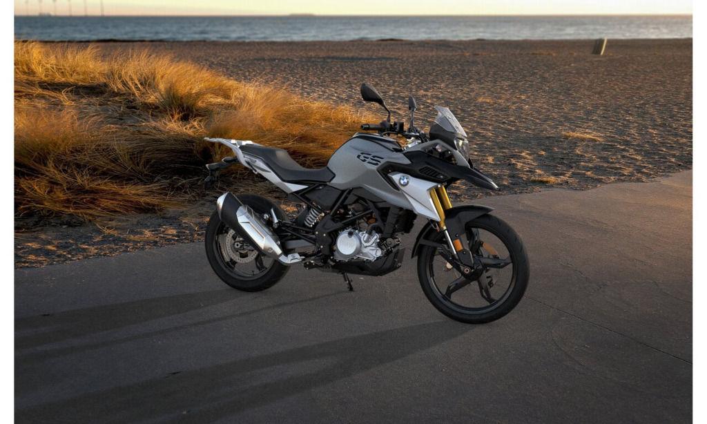 2020 BMW G310GS