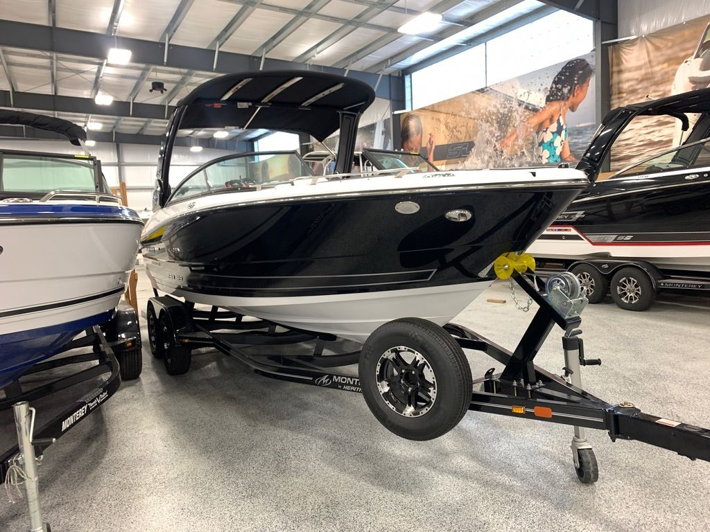 2020 Monterey boat for sale, model of the boat is 238SS & Image # 2 of 9