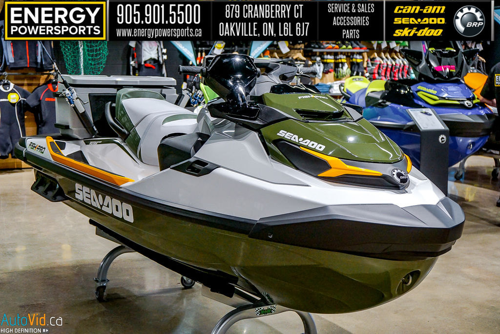 2020 Sea Doo PWC boat for sale, model of the boat is Fish Pro™ IBR & Sound System & Image # 1 of 15