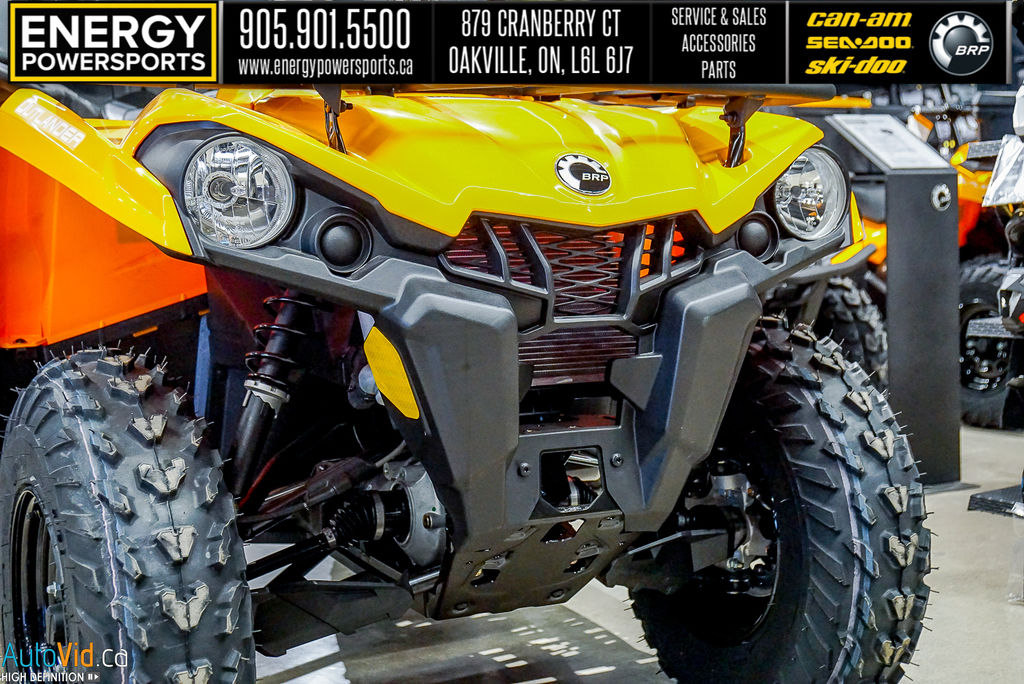 2020 Can-Am ATV boat for sale, model of the boat is Outlander™ DPS™ 570 & Image # 10 of 16
