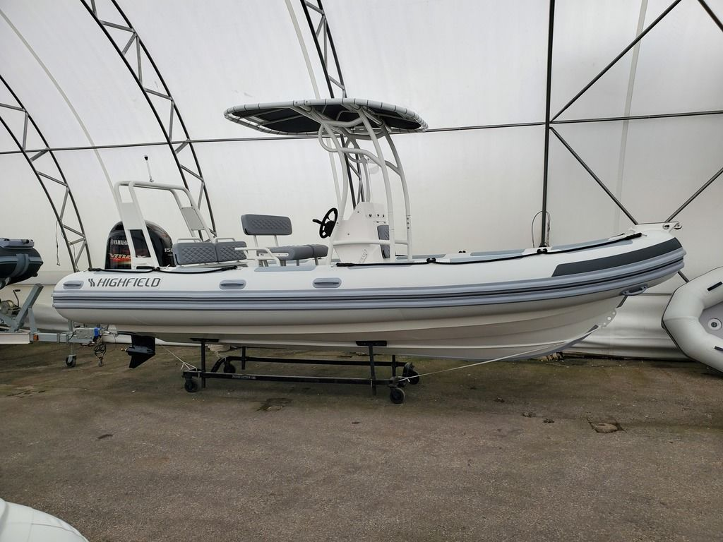 2021 Highfield boat for sale, model of the boat is Patrol 600 & Image # 2 of 5