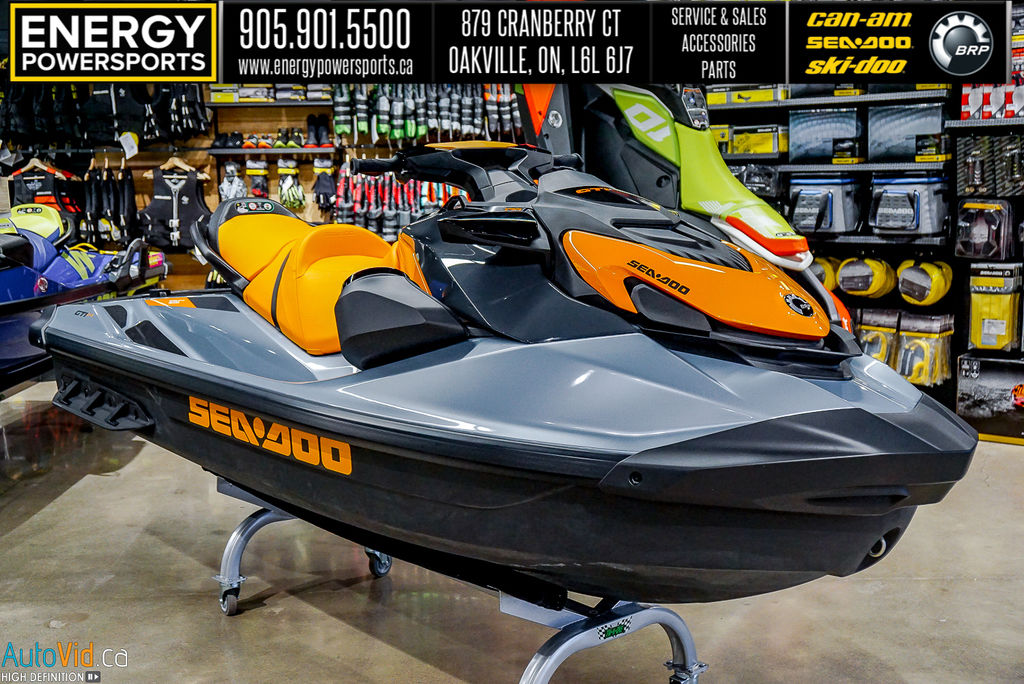 2020 Sea Doo PWC boat for sale, model of the boat is GTI™ SE 170 IBR & Sound System & Image # 1 of 13