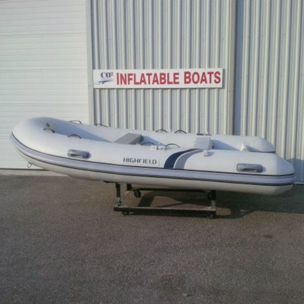 2020 Highfield boat for sale, model of the boat is CL 340 Bow Locker & Image # 3 of 9