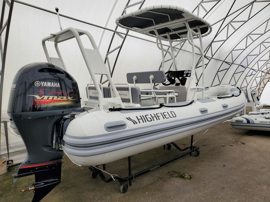 For Sale: 2021 Highfield Patrol 600 ft<br/>Co2 Inflatable Boats - Oakville