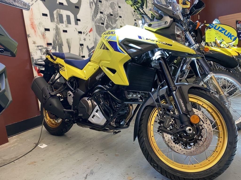 New  2020 Suzuki V-Strom 1050 Dual Sport in Houma, Louisiana