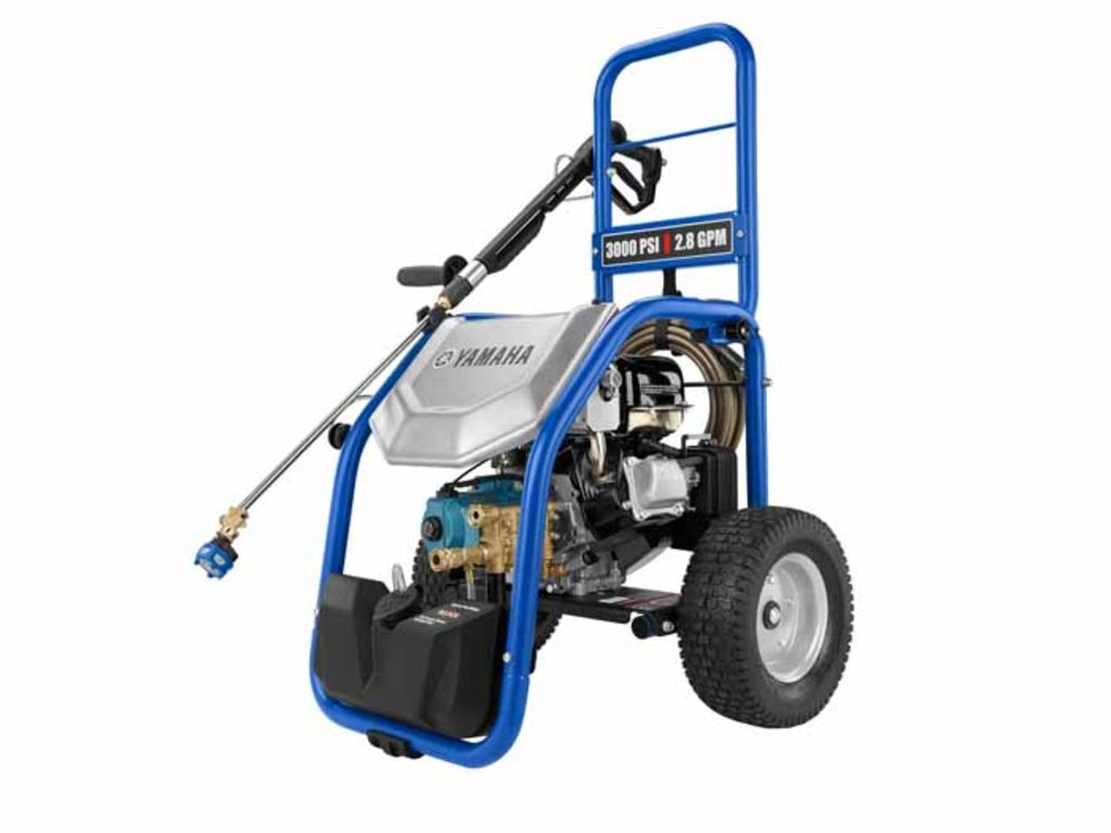 New  2014 Yamaha Power PW3028 Pressure Washer in Roseland, Louisiana