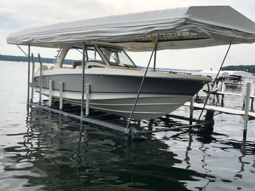 2019 Boston Whaler boat for sale, model of the boat is 350 Realm & Image # 2 of 16