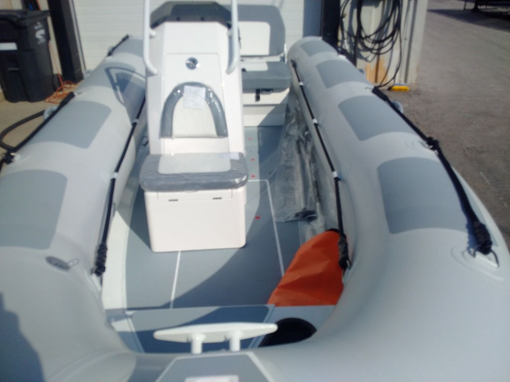2020 Highfield boat for sale, model of the boat is 460 T & Image # 3 of 3