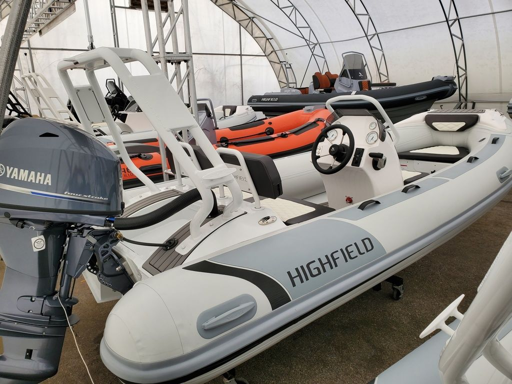 2021 Highfield boat for sale, model of the boat is Sport 460 & Image # 4 of 8