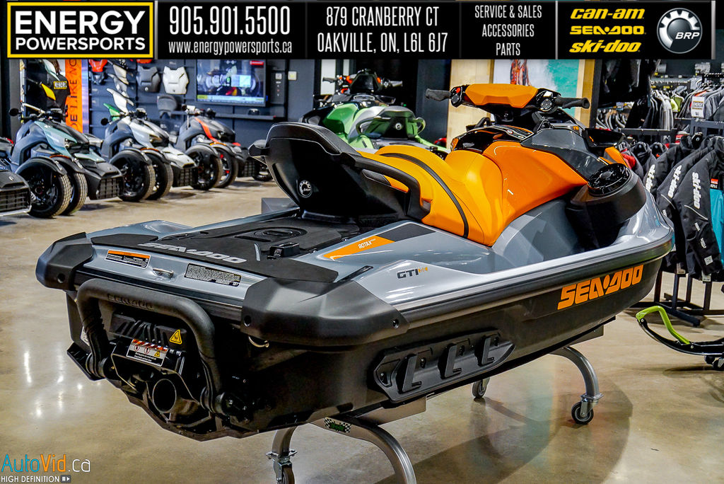 2020 Sea Doo PWC boat for sale, model of the boat is GTI™ SE 170 IBR & Sound System & Image # 7 of 13