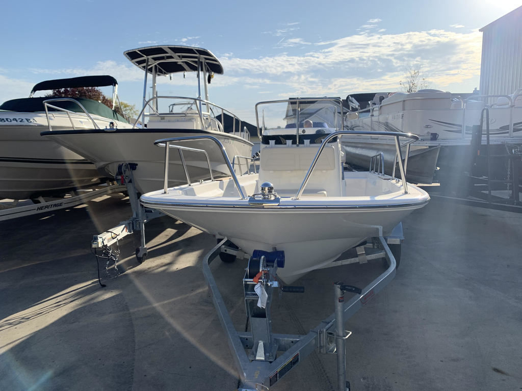 2019 Boston Whaler boat for sale, model of the boat is 15 Montauk & Image # 2 of 5