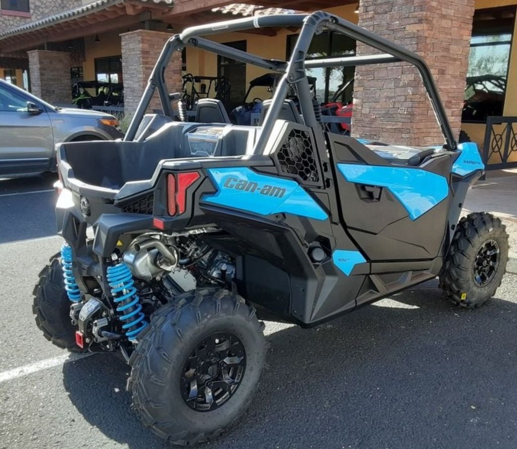 New 2021 Can-Am Maverick Trail DPS 1000 Side by Side
