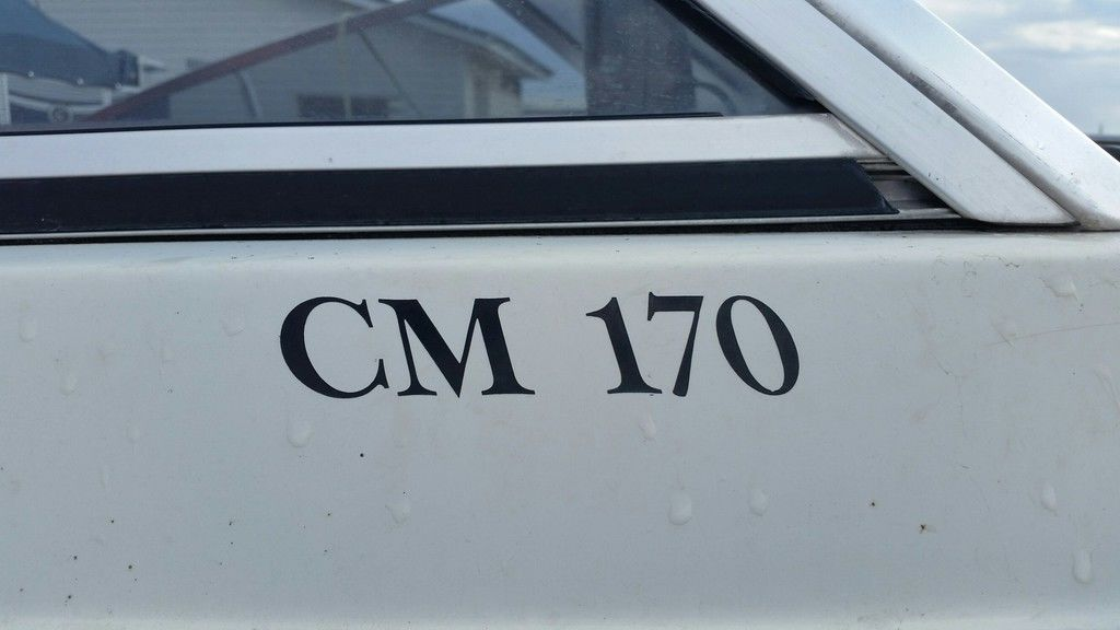 1986 Calais boat for sale, model of the boat is CM 170 & Image # 5 of 7