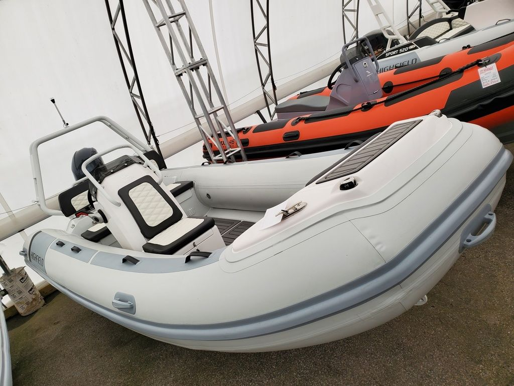 2021 Highfield boat for sale, model of the boat is Sport 460 & Image # 5 of 8